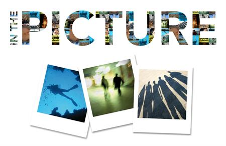 Tekst: in the picture met drie foto's