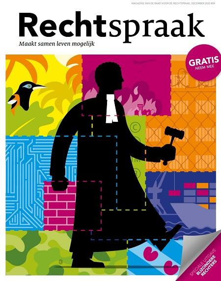 Cover Rechtspraak magazine