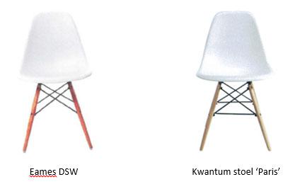 Kwantum   STOEL PARIS WIT (met afbeeldingen)   Stoelen