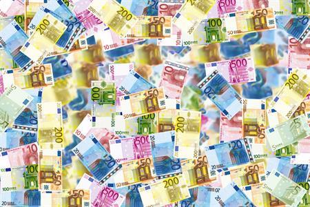 Illustratieve afbeelding van geld