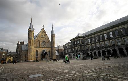 Afbeelding van het Binnenhof