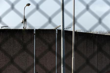 Foto van gevangenis in Vught